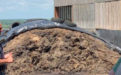 Making fertiliser with your farmyard manure